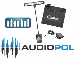 Adam Hall SLED10 Led Lampka dla DJ