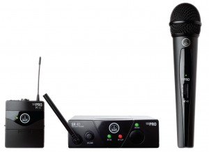 AKG WMS 40 MINI Vocal/instrumental  set