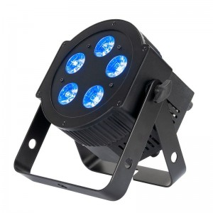 5PX HEX Led Par ADJ  Mocy Led Par (Bstock)