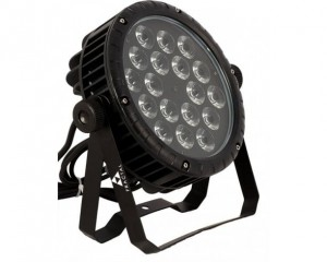 Fractal Lights PAR LED 18x10W IP65