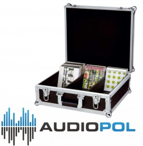 Kufer 100 CD Case PRO Reloop