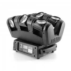 LED MOVING HEAD INFINITE BAR 6x15W OSRAM NO LIMIT