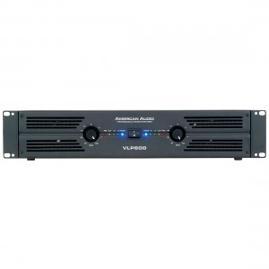 VLP600 power amplifier American Audio