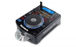 ODTWARZACZ NUMARK NDX500 CD MP3 USB NDX 500