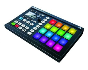 Native Instruments MASCHINE MIKRO MK II black, white