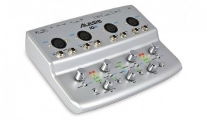 Interfejs Audio Alesis iO4 USB