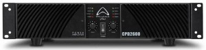 CPD 2600 WHARFEDALE PRO 2600 w RMS