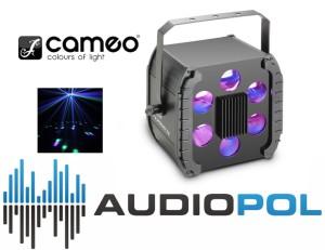Reflektory światła Dyskotekowe Audiopol