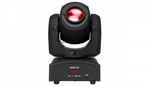 Fractal MINI LED GOBO SPOT 30W GOBO