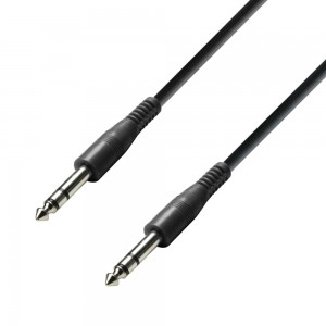 Adam Hall Cables K3BVV0090 ECO Jack-Jack Stereo