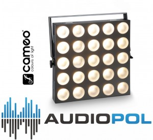 Cameo Matrix Panel - 5 x 5 LED Matrix 25 x 3 Waty