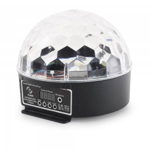 LED MAGIC BALL 6x3W RGBWY DMX