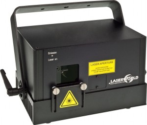 Laser Laserworld DS-6000B